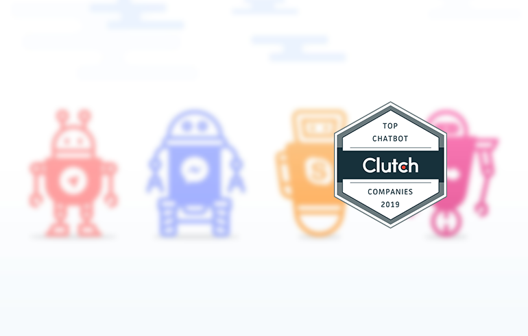 Clutch.co Names Unibot a Leading 2019 Chatbot Developer